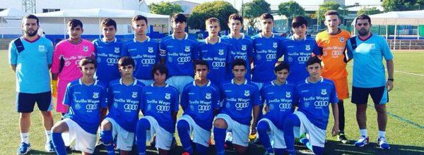 ¡El Coria C.F. 4ª Andaluza Cadete se proclama campeón de liga!