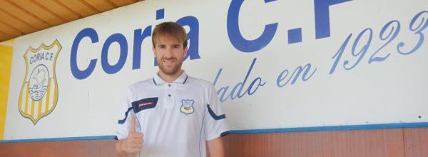 """Manuel Núñez: """"El Coria C.F. Liga Nacional tiene que ser uno de los rivales a batir"""""""