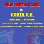PARTIDOS AMISTOSOS CON EL EQUIPO URUGUAYO OLD BOYS CLUB