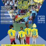 Cartel campaña de abonos 2018 – 19