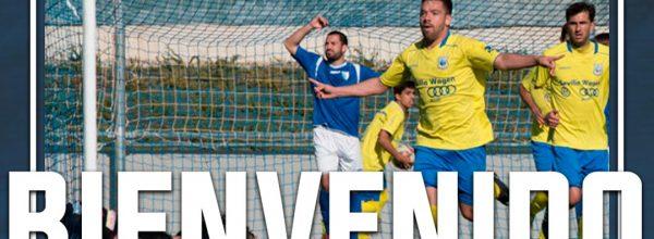 Dani Casado, nuevo jugador del Coria CF 2021-22