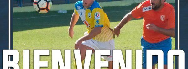 Jaime Sacristán, nuevo jugador del Coria CF 2021-22