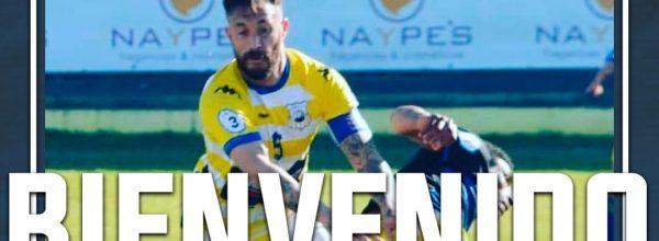 Jony, nuevo jugador del Coria CF 2021- 22
